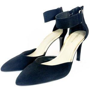 BCBG Ankle Strap Dress Heels